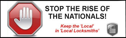 Support Your Local Locksmith - Neil at NK Locksmith